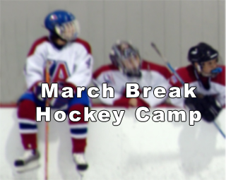 March Break Hockey Camp
